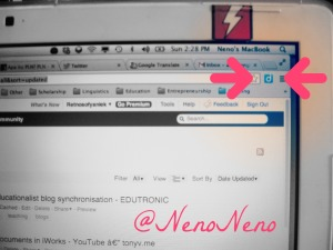 Diigo add-on di Google Chrome